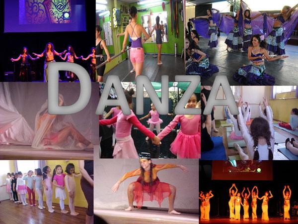 Ballet - Danza Árabe - Jazz Dance - Zapateo Americano - Danzas Folclóricas